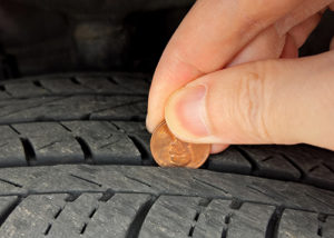 Tire Depth Test To Sell Car Fast